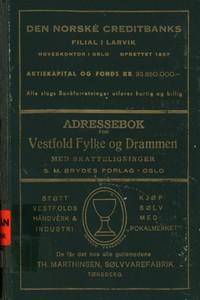 Adressebok 1941